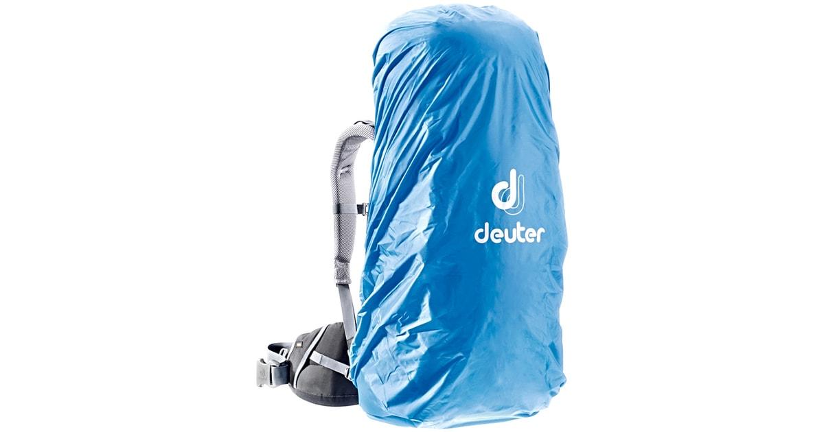 Raincover III - pláštěnka na batoh modrá - DEUTER - pláštěnky na batohy -  batohy - 576 Kč 57fa83870f