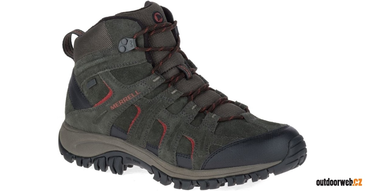 PHOENIX 2 MID THERMO beluga - MERRELL - pánské - turistická obuv ... c8f2811435