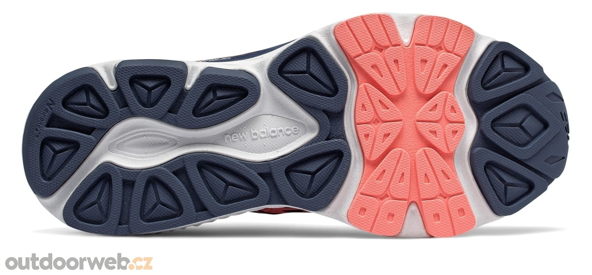 8e99955e12e W670CB5 růžová - NEW BALANCE - dámské - běžecké boty