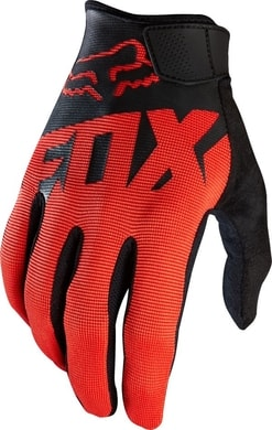10336-055 RANGER Red/Black - MTB rukavice