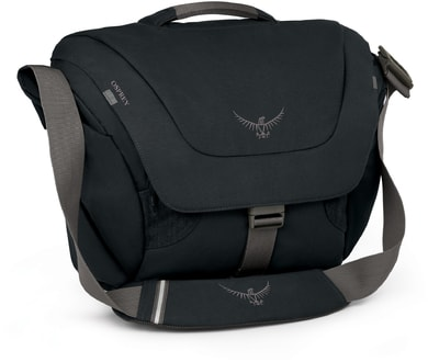 Flap Jack Courier black