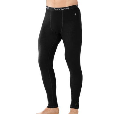 M MERINO 200 BASELAYER BOTTOM, black