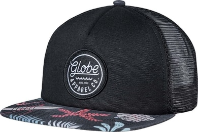 Expedition Trucker Snap Back Black/Multi