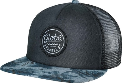 Expedition Trucker Snap Back Nep/Blue Palms
