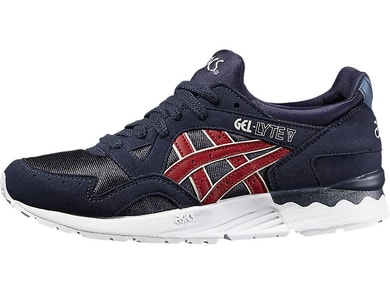 Gel-Lyte V GS, india ink/burgundy