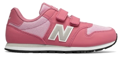 3502e155e3ff YV500PK růžové - NEW BALANCE - dětské - tenisky, Obuv - 1 071 Kč