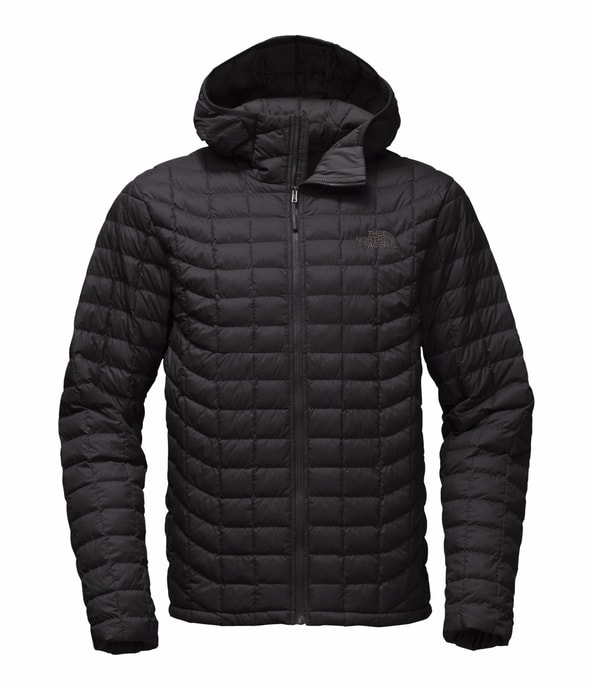 Thermoball Hoodie Jacket, tnf black matte