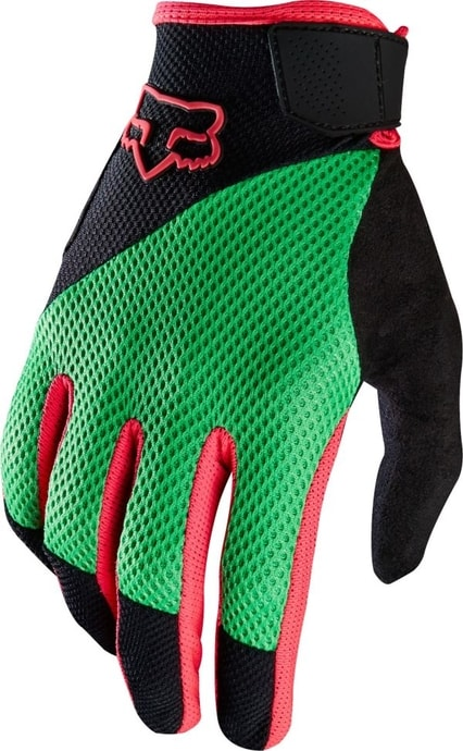 13223-395 REFLEX GEL Flo Green - MTB rukavice
