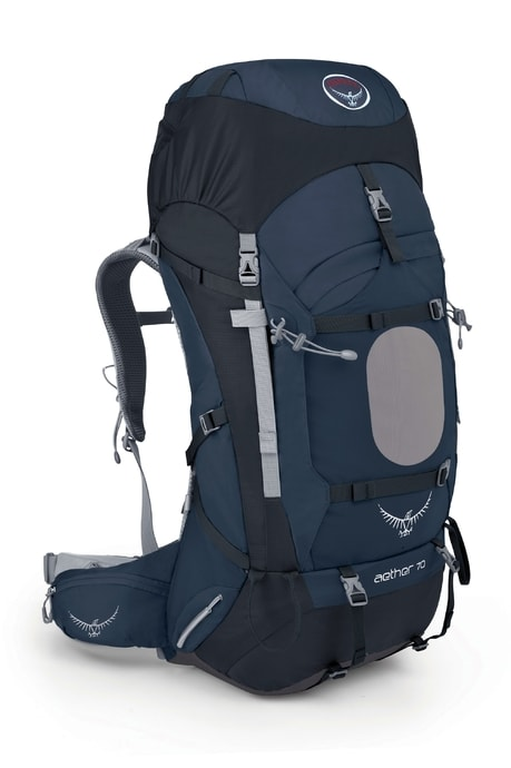 Aether III Midnight Blue TOP batoh 70l