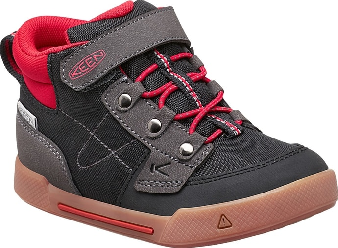 ENCANTO WESLEY HIGH TOP K, black/tango