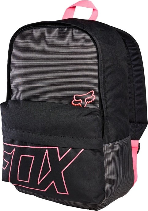 COVINA CORNERED backpack 22l black