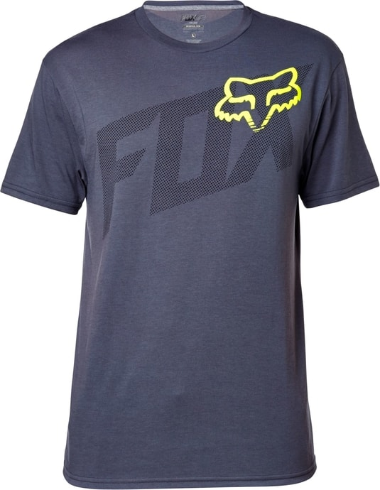 Condensed Ss tech Tee pewter