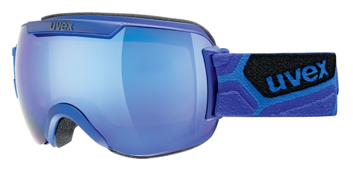 DOWNHILL 2000, cobalt mat blue