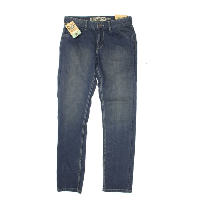 Goodstock Jean, broke