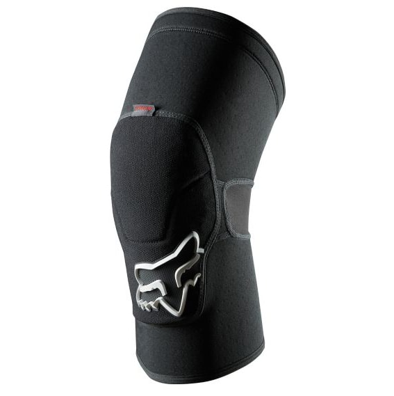 09562 006 Launch Enduro Knee Pad Grey - Chrániče