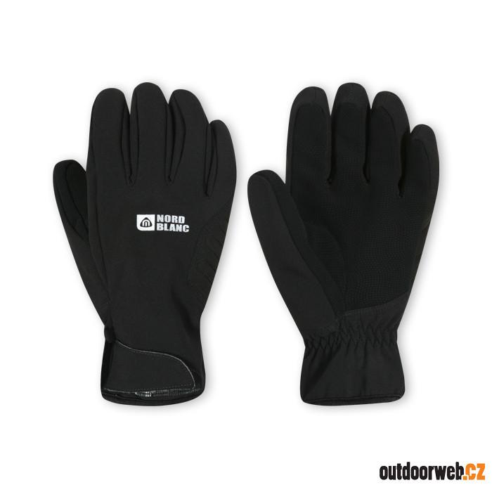 4625854da0b NBWG2859 CRN - softshellové rukavice unisex - NORDBLANC - lyžařské ...