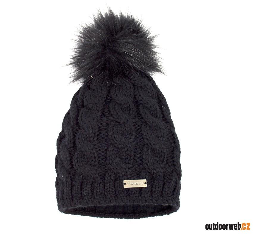 RKH16A - zimní pletená čepice - RELAX - dámské - zimní čepice ... 0d6cf7d886