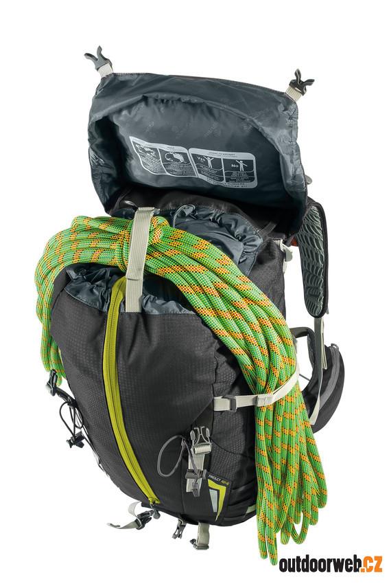 TRIOLET 48+5 - Horolezecký batoh - FERRINO - batohy - horolezecké ... 4619f3cd48