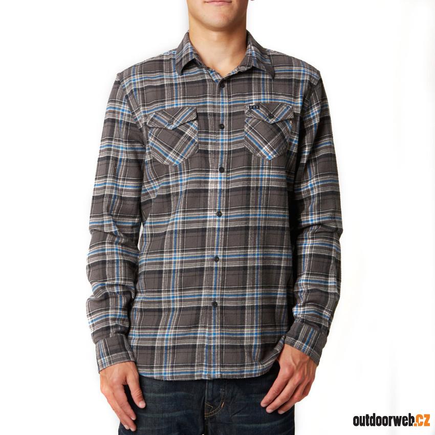 44831c2a3db 10478 161 Nico - pánská flanelová košile - FOX - pánské - košile - 1 ...