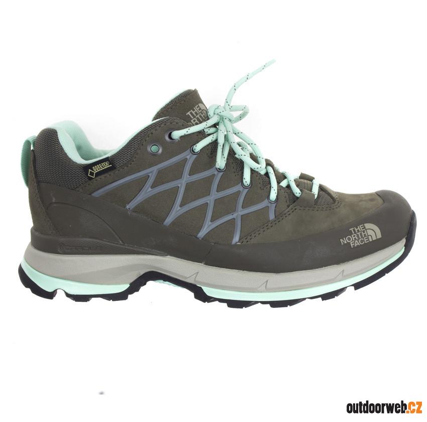 WRECK GTX bg - dámská outdoorová obuv - THE NORTH FACE - dámské ... 148581c21bb