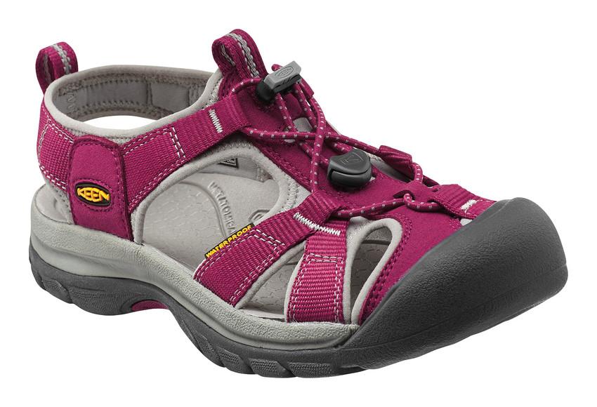 6ef70993dbc ... dámské outdoorové sandály. doprava zdarma  -30%  garance. Venice H2 W  red gray