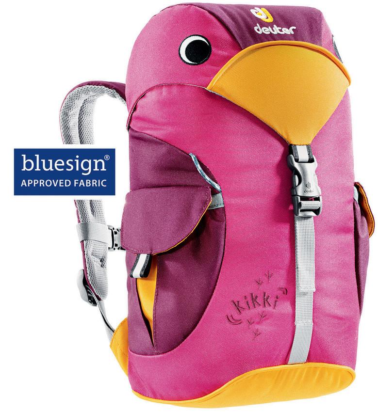 Kikki - dětský batoh růžový - DEUTER - turistické batohy - turistika ... 0051b7b9b5