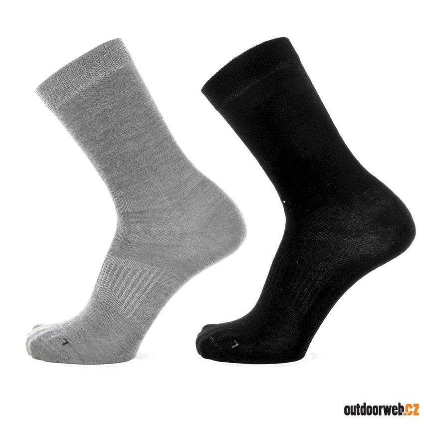 b1ab690d7cb 586-063 775 Start sock PK - ponožky 2 ks - DEVOLD - dámské - ponožky ...