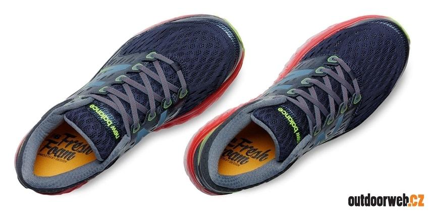 ceefed95ce6 M1080BK6 - běžecké boty pánské - NEW BALANCE - pánské - běžecké boty ...