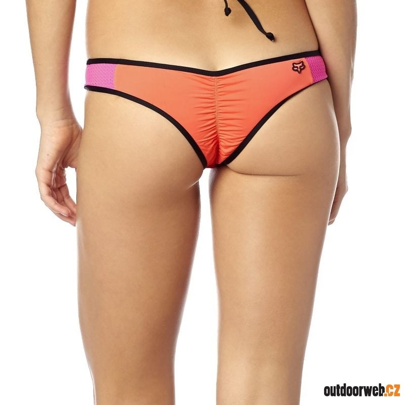 15541 824 CAPTURE SKIMPY Flo Orange  - plavky spodek