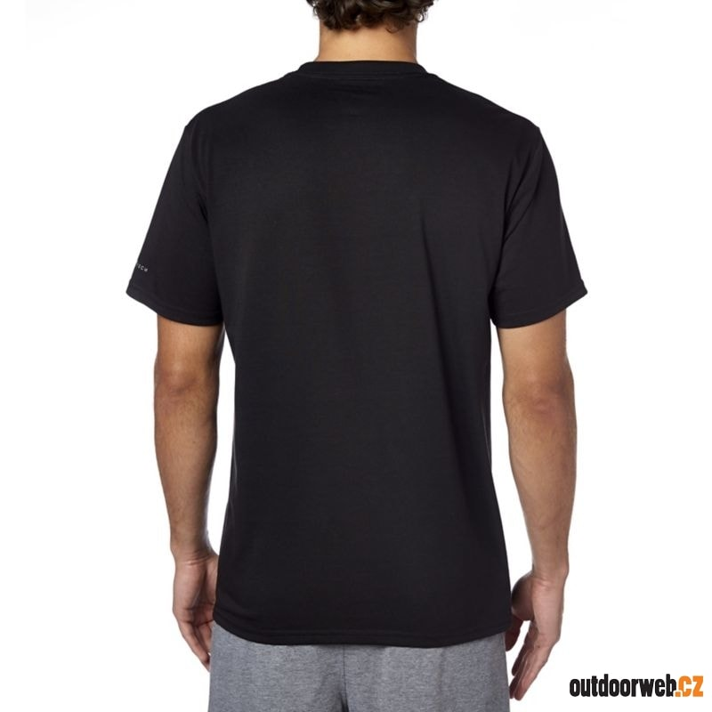 Mako Ss Tech Tee Black