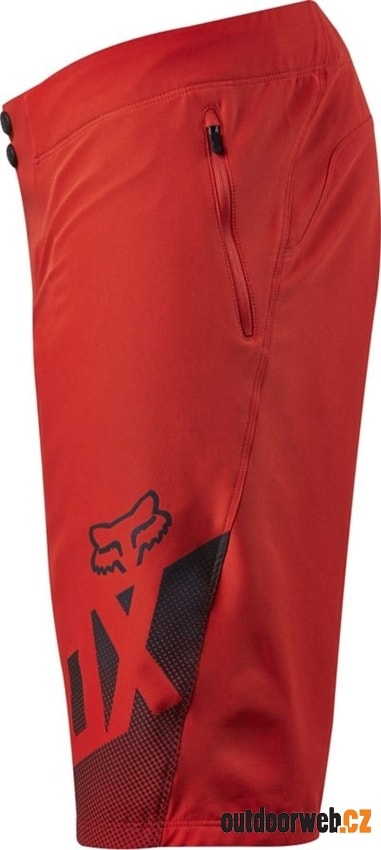 Altitude Short red