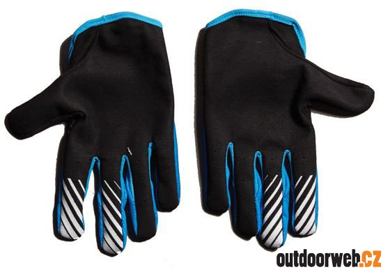 16202-002 GIANT DEMO Blue - MTB rukavice