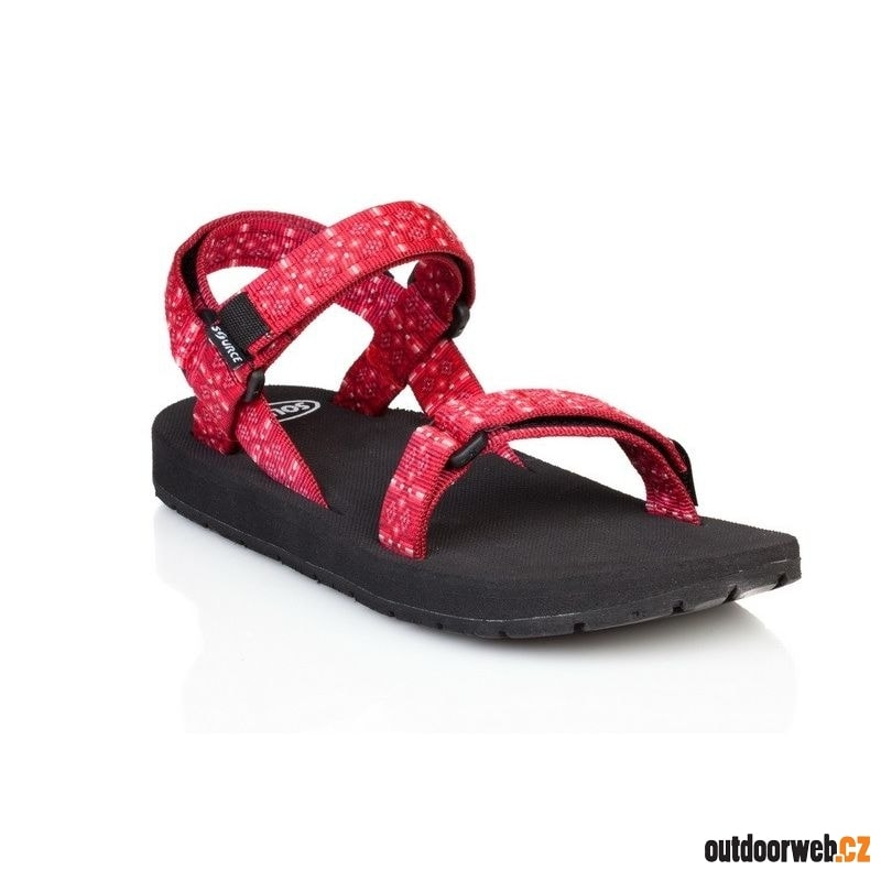Classic Women's, Tribal Red - Sandály