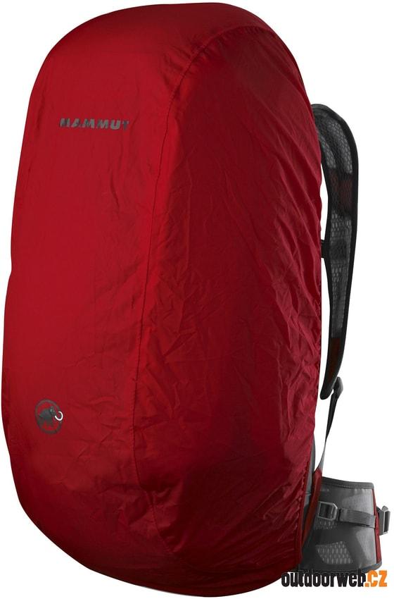 60e0129cd0 Raincover L fire - pláštěnka na batoh L - MAMMUT - pláštěnky na ...