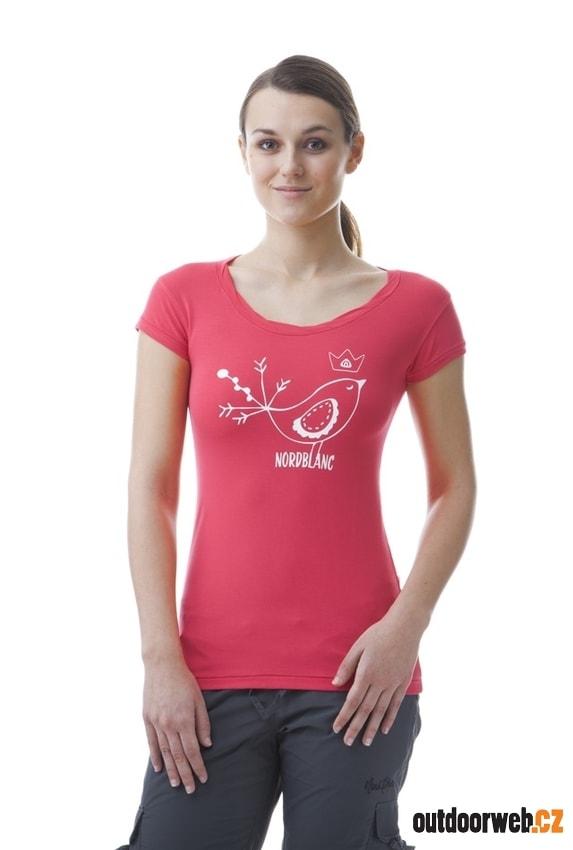 NBSLT5654 SVR - Dámské tričko - NORDBLANC - dámská - trika - 347 Kč cb989b0660