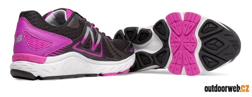 024e6aefb09 W670BK5 - dámská běžecká obuv. W670BK5 - dámská běžecká obuv. new balance  boty ...