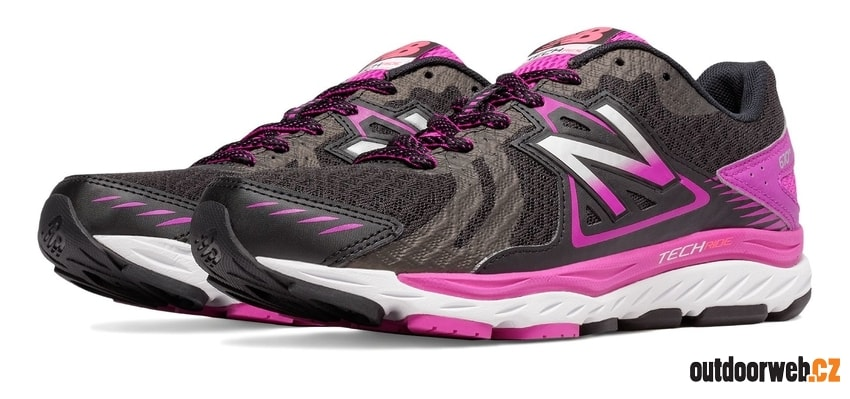 11cf2b63162 W670BK5 - dámská běžecká obuv - NEW BALANCE - dámské - běžecké boty ...