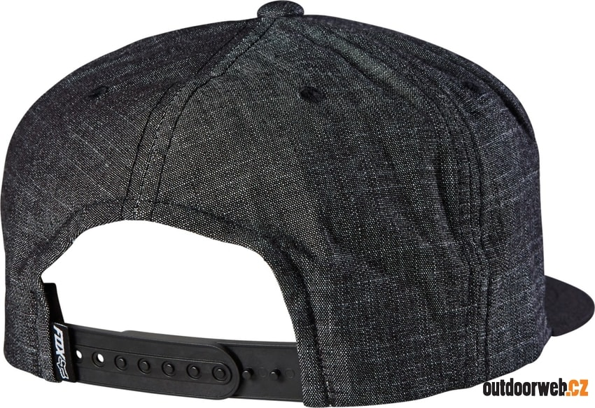 Commotion Snapback Black - kšiltovka