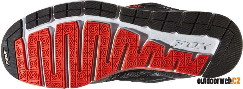Motion Elite 2 Grey/Red - boty