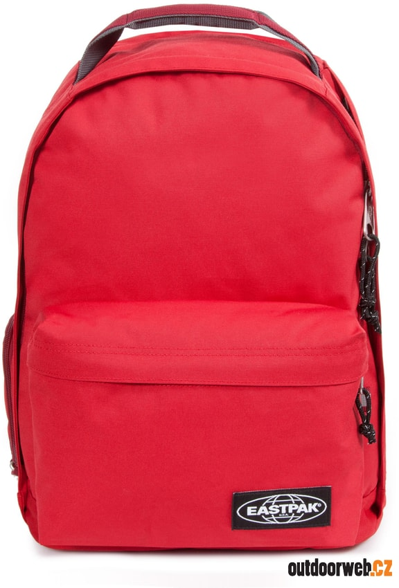 Chizzo Charged Red 24 l - batoh na notebook