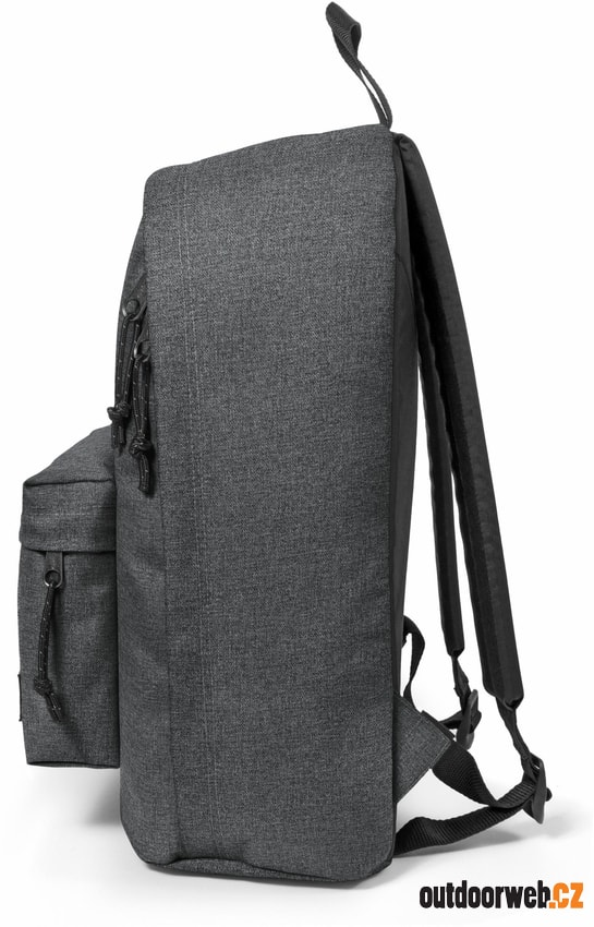 OUT OF OFFICE Black Denim 27 l - městský batoh