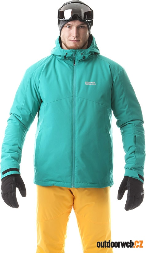 NBWJM5847 REVERSE zelené jezero - Pánská zimní bunda - NORDBLANC ... 8d46c762c9