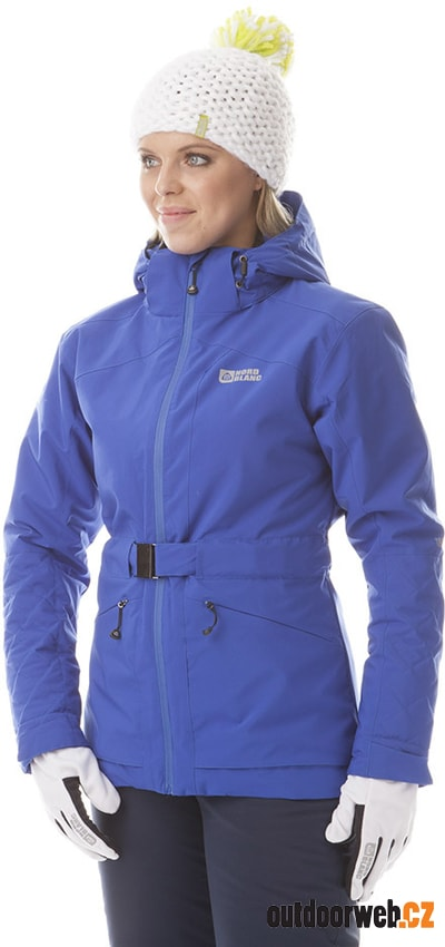 NBWJL5829 REPUTE modrý gepard - NORDBLANC - dámské - Lyžařské bundy ... 764c59cc21
