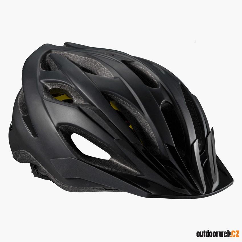 SOLSTICE MIPS Black - Cyklistická přilba - BONTRAGER - Cyklistické ... 37dffa32fc