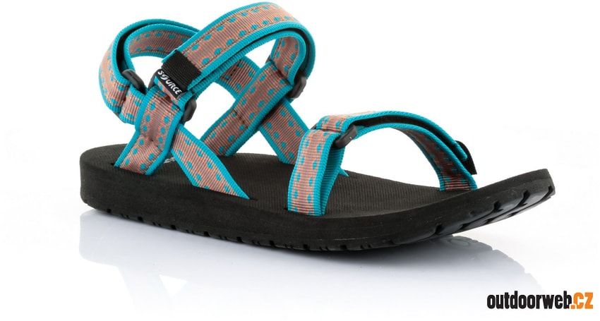 Classic Women's Oriental Turquoise