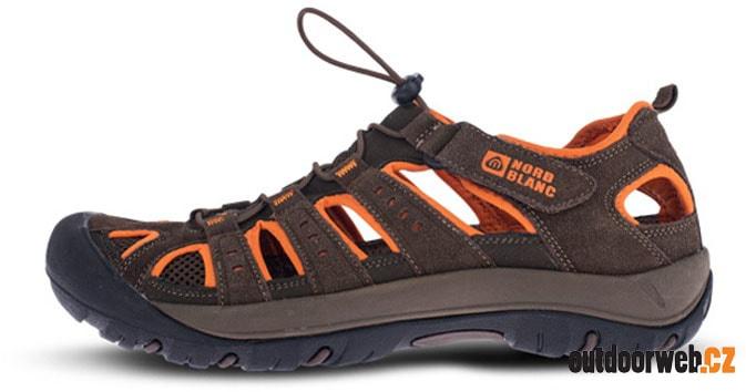 NBSS70 HND - pánské outdoorové sandály - NORDBLANC - pánské sandály ... 0fba160d4a