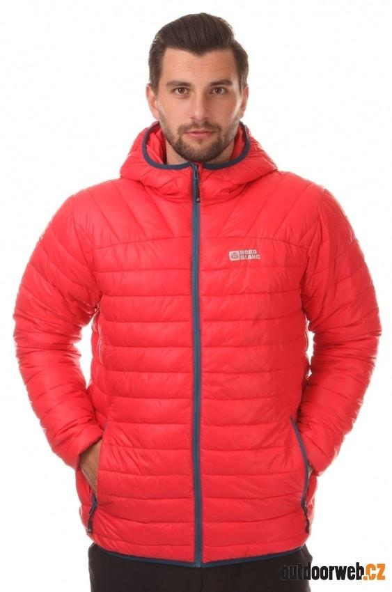 NORDBLANC NBWJM6410 QUILT jahodová červená - Pánská zimní bunda. doprava  zdarma  -20%. NBWJM6410 QUILT jahodová červená d33fafc92a3