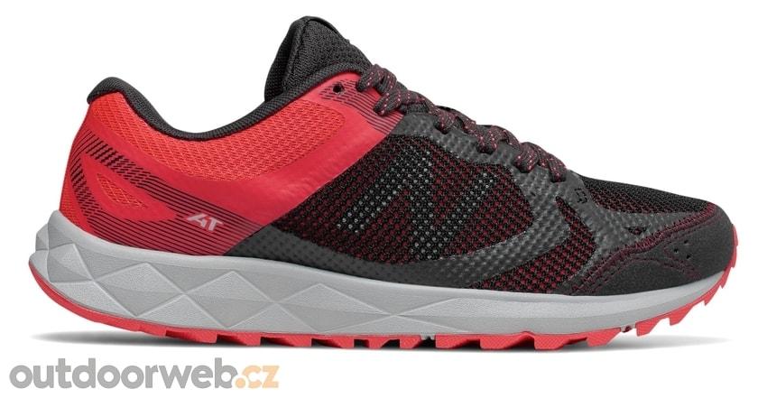 WT590RP3 černá   červená - NEW BALANCE - dámské - běžecké boty 1bb6ab1d41c