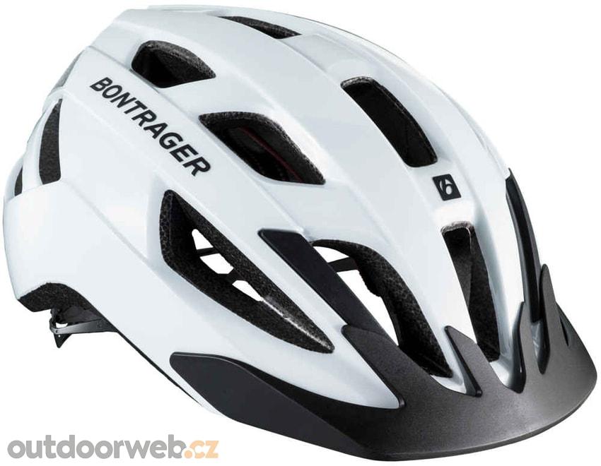 SOLSTICE White - BONTRAGER - Cyklistické přilby - cyklistika - 899 Kč 2516e13c79