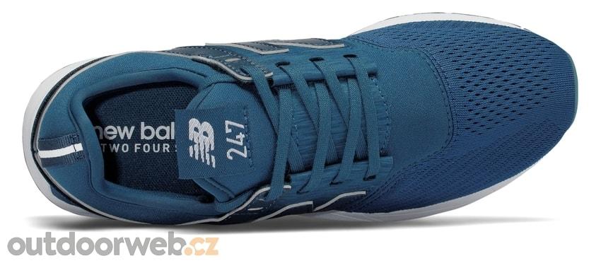 WRL247SP modré - NEW BALANCE - dámské - tenisky 0d7e7fc1d6